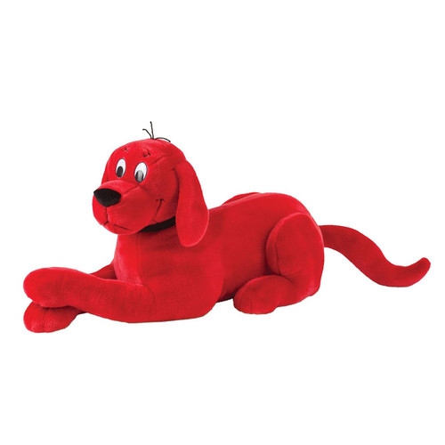 "Clifford 30"" Lying Down Plush"