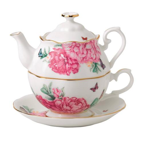Royal Albert Miranda Kerr Friendship Tea for One, White