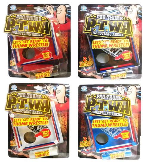 Hog Wild Pro Thumb Wrestler (Colors may vary)