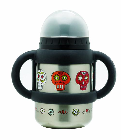 Sugarbooger Flip & Sip Cup, Dia de los Muertos