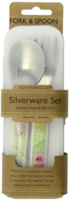 Sugarbooger Silverware Set, Farm
