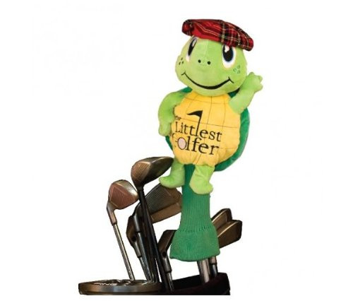 "The Littlest Golfer Club Head Cover ""Putter"""