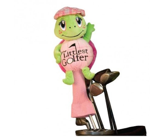 "The Littlest Golfer Club Head Cover ""Sandy"""