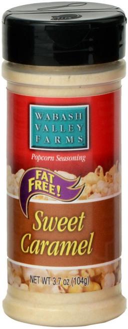 Wabash Valley Farms Sweet Caramel Popcorn Seasoning, 3.7 oz.