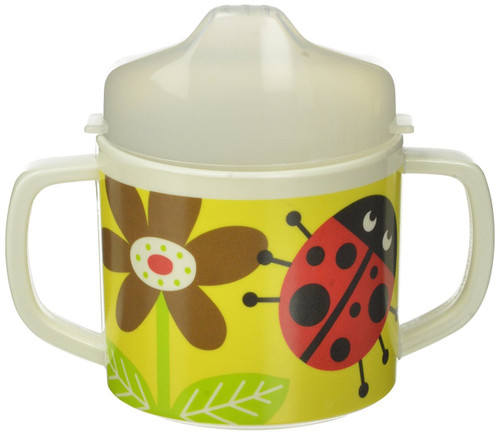 Sugarbooger Sippy Cup, Lady Bug