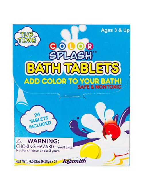 Toysmith BB002410 Tub Tints