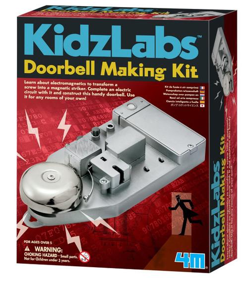 4M KidzLabs Doorbell Making Kit
