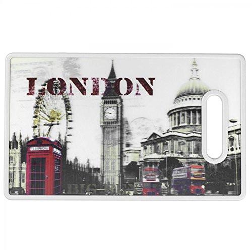 Cuisinart 3D London Cutting Board, Multicolor