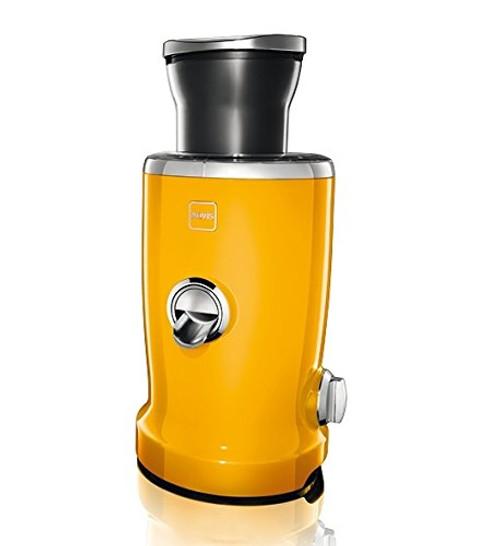 NOVIS Vita Juicer 6511.17.03 The 4-in-1 Juicer, Yellow