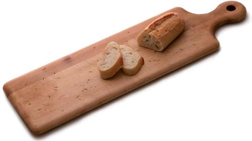 J.K. Adams 20-Inch-by-6-Inch Maple Wood Artisan Bread Plank
