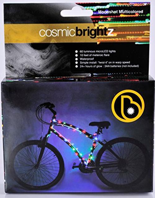 Cosmic Brightz - Multicolored Color: Multicolor Model: