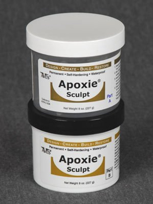 Apoxie Sculpt 1 Lb. Orange