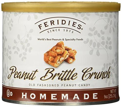 9oz can Peanut Brittle Crunch