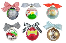 Coton Colors Ornaments
