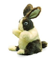 Folkmanis Rabbit Puppet