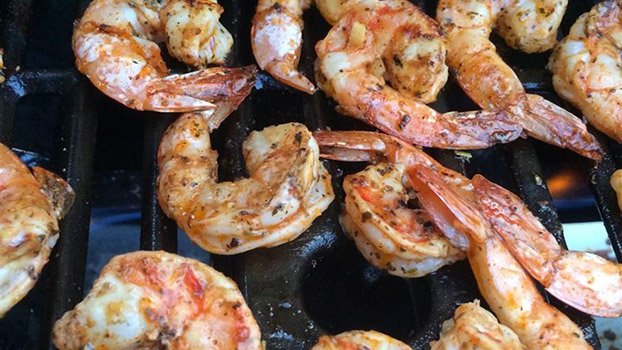 Garlic and Herb Shrimp