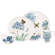 Lenox Casual Dinnerware Butterfly Meadow 4-pc Set