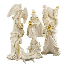 Lenox Nativity Pieces