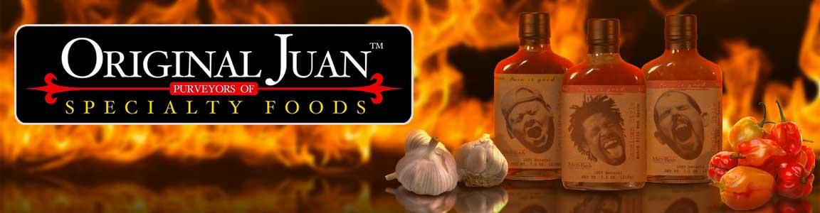 Original Juan Specialty Foods Pain is Good Sauce