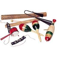 Rhythm Band Instruments Instruments Of the World Rhythm Set