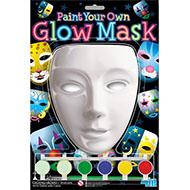 Toysmith Glow Mask Paint Kit