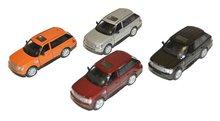 Toysmith Land Rover Diecast Cars