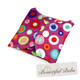 Medium Washable Pad, Dotty, Folded