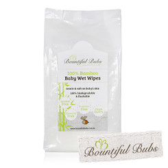 "Bamboo Wet Wipes - FREE with ""Secret Code"""