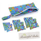 Reusable Pads, Essentials Pack, Summer Garden