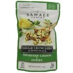 Sahale Snacks Crunchers Parmesan Cheese + Herbs (6x4 Oz)