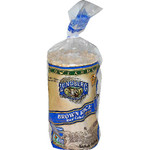Lundberg Farms Brown Rice Cake Salt (12x8.5 Oz)