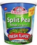 Dr. McDougall's Split Pea Big Soup Cup (6x2.5 Oz)