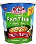 Dr. McDougall's Pad Thai Noodle Big Soup Cup (6x2 Oz)