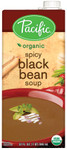 Pacific Natural Foods Spicey Black Bean Soup (12x32OZ )