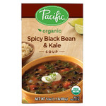 Pacific Natural Foods Black Bn/Kale Soup (12x17OZ )