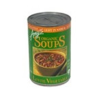 Amy's Kitchen Low Sodium Lentil vegetable Soup (12x14.5 Oz)