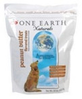 One Earth Peanut Butter Biscuits (12x22 Oz)
