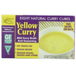 Edward & Sons Yellow Curry Boulln Cube (12x2.9OZ )