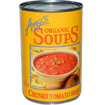 Amy's Chunky Tomato Bisque, Vegan (12x14.1 OZ)