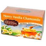 Celestial Seasonings Honey Vanilla Chamomile Herb Tea (6x20bag)