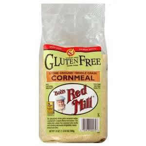 Bob's Red Mill Cornmeal Gluten Free (4x24 Oz)