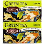 Celestial Seasonings Decaffeinated Green Tea (3x20 Bag)