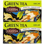 Celestial Seasonings Decaffeinated Green Tea (6x20 Bag)