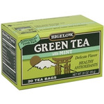 Bigelow Green Tea with Mint (6x20 EA)