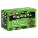 Bigelow Plantation Mint Tea (6x20 Bag)