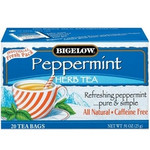 Bigelow Herbal TeaPeppermint (6x20 Bag )