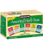 Bigelow 6 Assorted Herbal Teas (6x18 Bag )