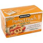 Bigelow Perfect Peach Herbal Tea (6x20 Bag )