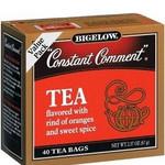 Bigelow Constant Comment Tea  (6x40BG )