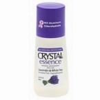 Crystal Essence Mineral Lavender Deodorant Roll-On (1x2.25 Oz)